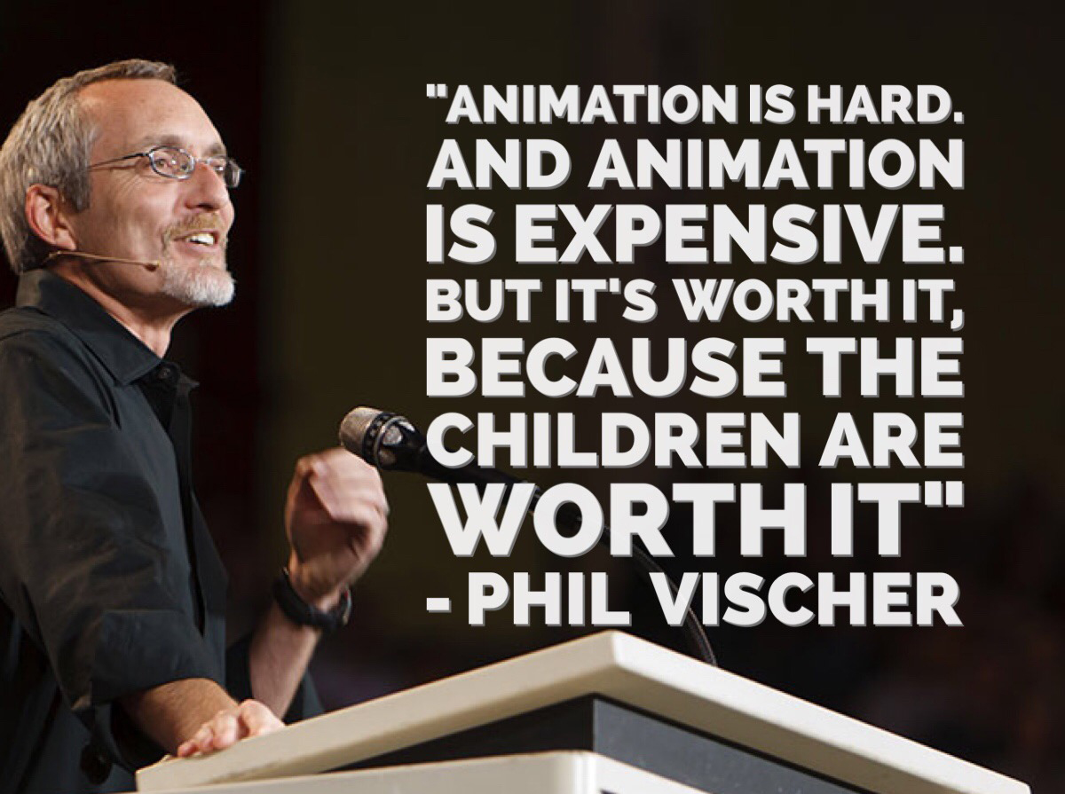 Phil Vischer - Founder of Veggie Tales