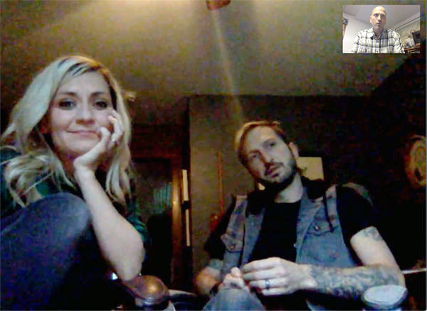 Michael, Josh and Lacey - FaceTime - July 11 2019